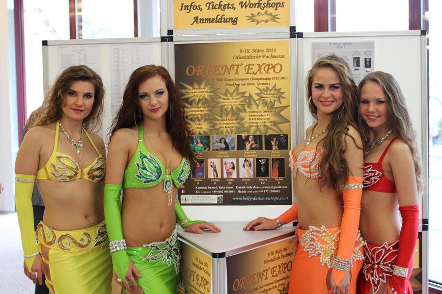 Победа в Чемпионате Европы по bellydance. март 2013